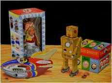 178 Nostalgisch speelgoed